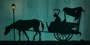 phantom carriage film review