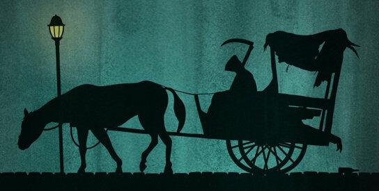 The Phantom Carriage (1921)
