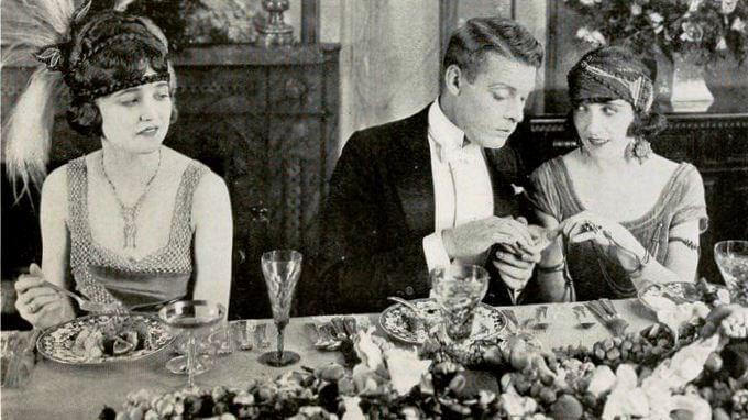 Forbidden Fruit (1921)