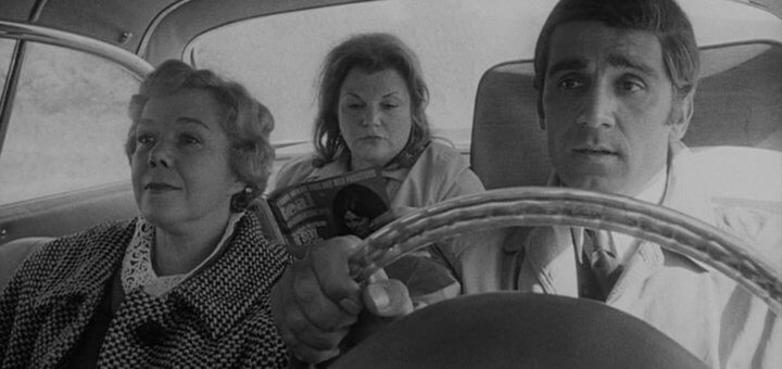 honeymoon killers 1970 film review
